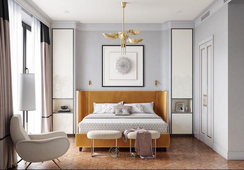 Mẫu thiết kế phòng ngủ theo phong cách Hiện đại (2)