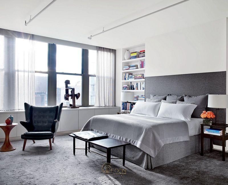 Thiết kế phòng ngủ phong cách Tối giản, tinh tế và khác biệt (3)