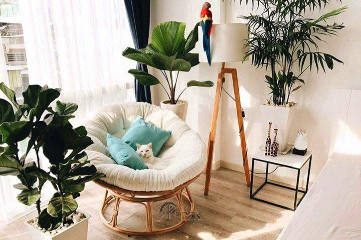 Thiết kế phòng ngủ phong cách Vintage ấm áp với dấu ấn thời gian (2)
