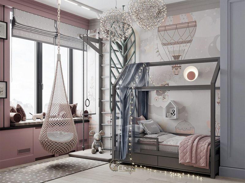 Thiết kế phòng ngủ phong cách Macrame khác biệt (1)