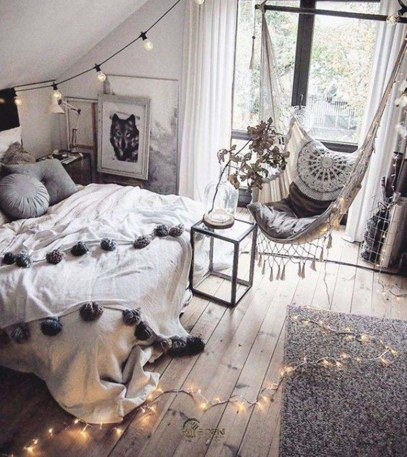 Thiết kế phòng ngủ phong cách Macrame khác biệt (3)