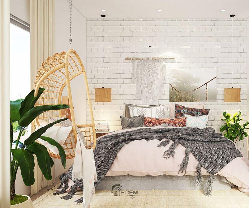 Thiết kế phòng ngủ phong cách Bohemian tự do, phóng khoáng (1)
