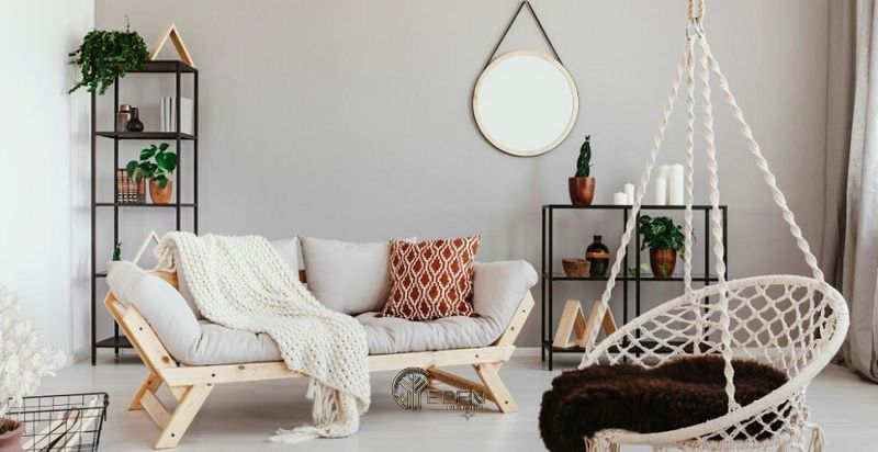 Thiết kế phòng ngủ phong cách Bohemian tự do, phóng khoáng (2)