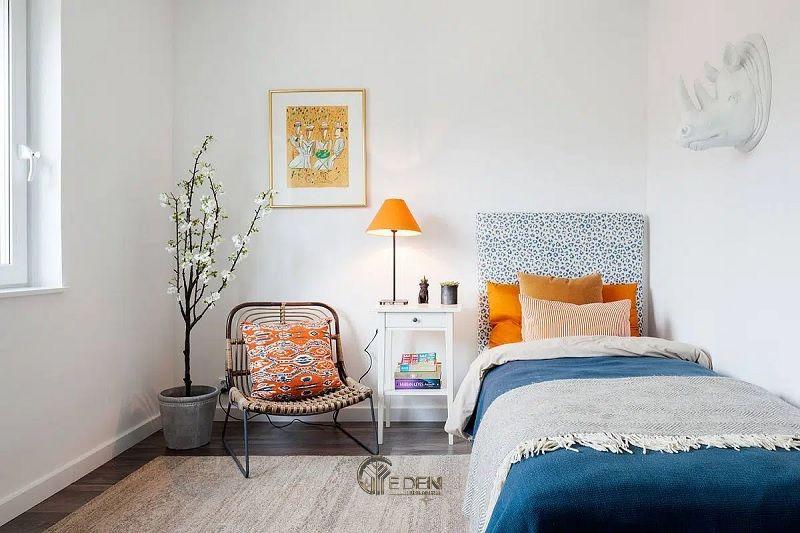 Thiết kế phòng ngủ phong cách Bohemian tự do, phóng khoáng (4)