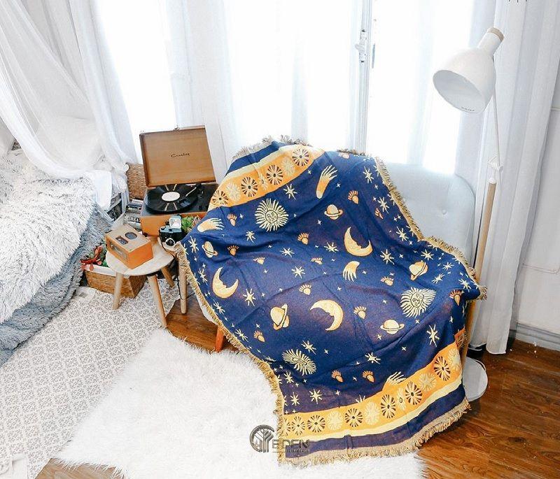 Thiết kế phòng ngủ phong cách Bohemian tự do, phóng khoáng (3)