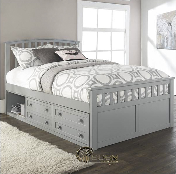 Tiện nghi và hoài niệm chính là vẻ đẹp của mẫu giường ngủ cách tân