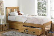 25+ Mẫu giường kéo tiện nghi và hiện đại nhất khiến bạn không thể rời mắt
