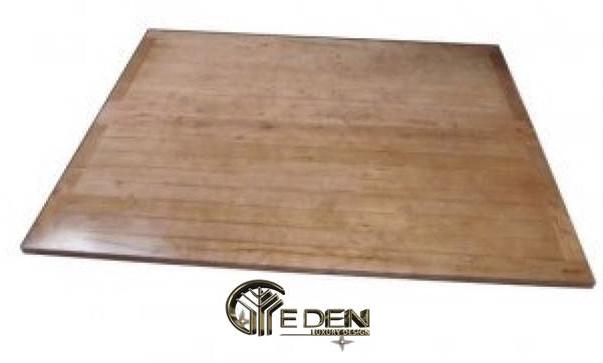 Mẫu giường ngủ dát phản gỗ tiện dụng