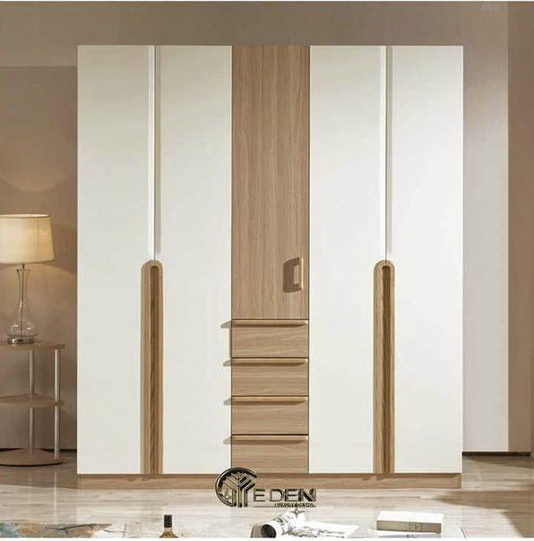 Tủ quần áo làm bằng gỗ MFC có tính thẩm mỹ cao