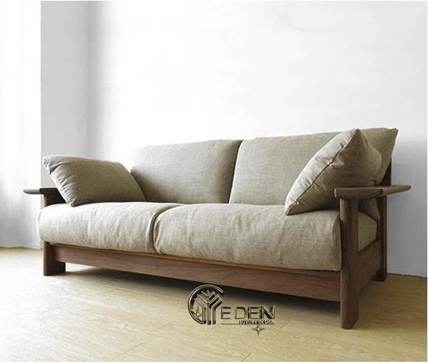 Chiếc ghế sofa hiện đại, đơn giản