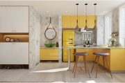 5 Lưu ý vàng cho bạn khi làm bếp chung cư vượng gia, rước tài lộc