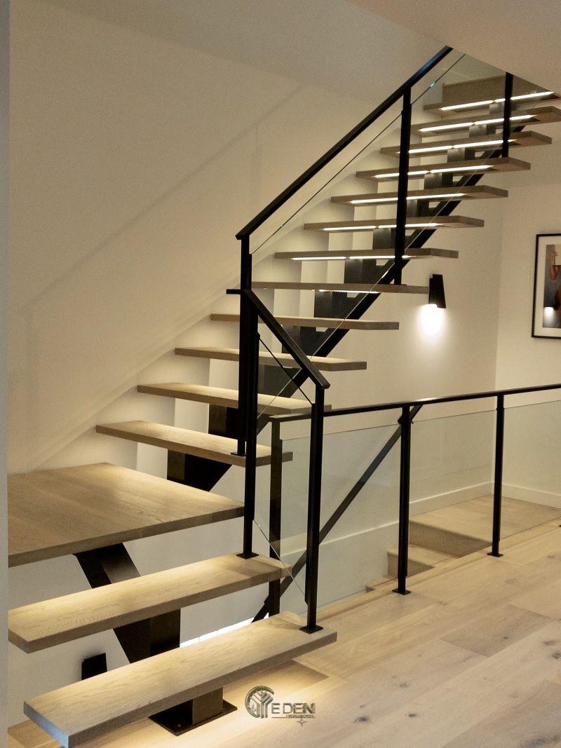 Nguyên tắc phong thủy thiết kế mẫu cầu thang đẹp
