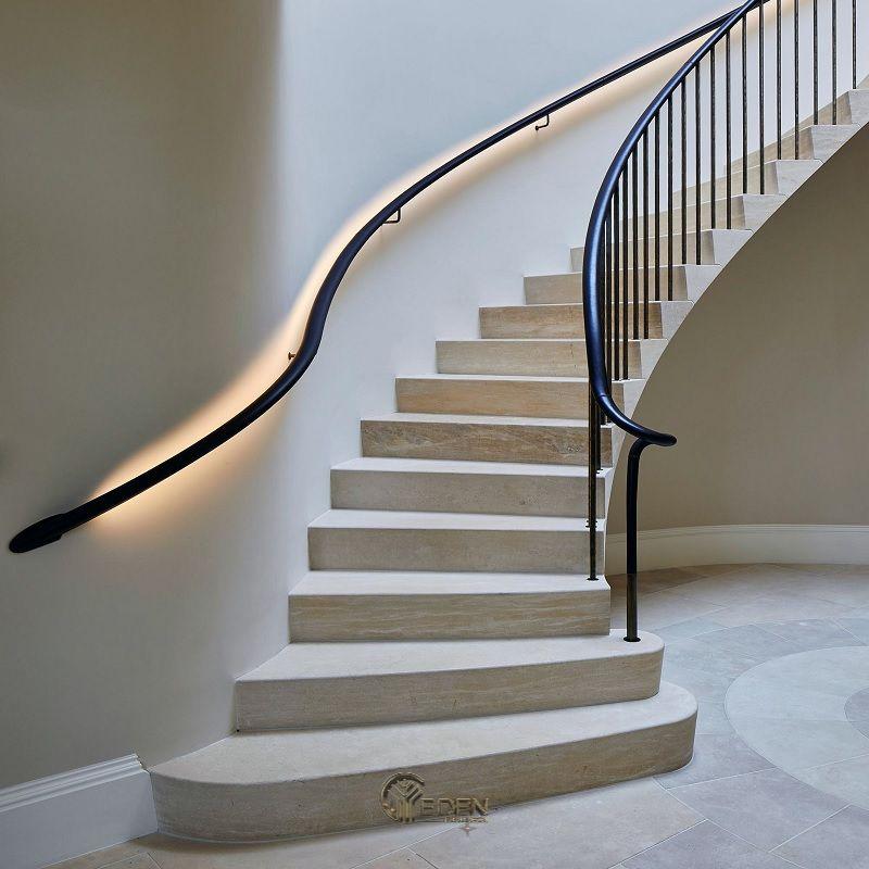 Mẫu cầu thang đá nâng cấp sự thẩm mỹ cho ngôi nhà của bạn (2)