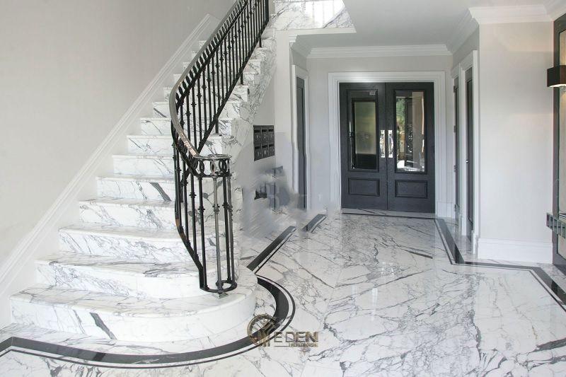 Mẫu cầu thang đá nâng cấp sự thẩm mỹ cho ngôi nhà của bạn (4)