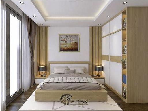 Nội thất phòng ngủ hiện đại, tinh tế