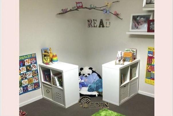 Phòng đọc sách gia đình đẹp