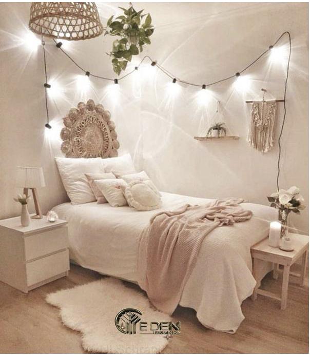 Phòng ngủ vợ chồng lãng mạn
