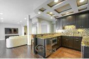 Ngắm mãi không chán mẫu trần thạch cao nhà bếp đẹp và thu hút