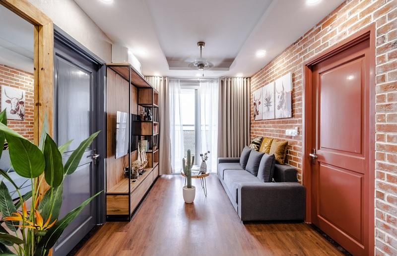 Những mẫu trang trí phòng khách chung cư nhỏ 10