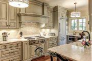 20+ mẫu tủ bếp tân cổ điển được ưa chuộng nhất hiện nay