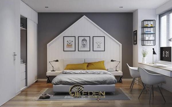 Một ý tưởng sáng tạo đầu giường tuyệt vời dành cho bạn