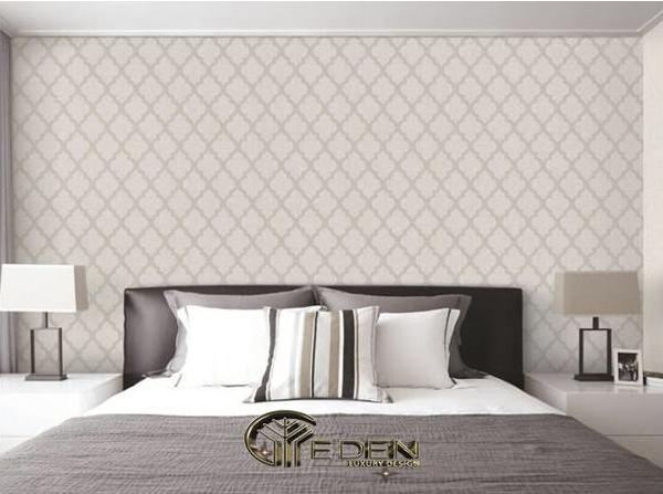 Phong cách trang trí đầu giường tối giản, nhẹ nhàng