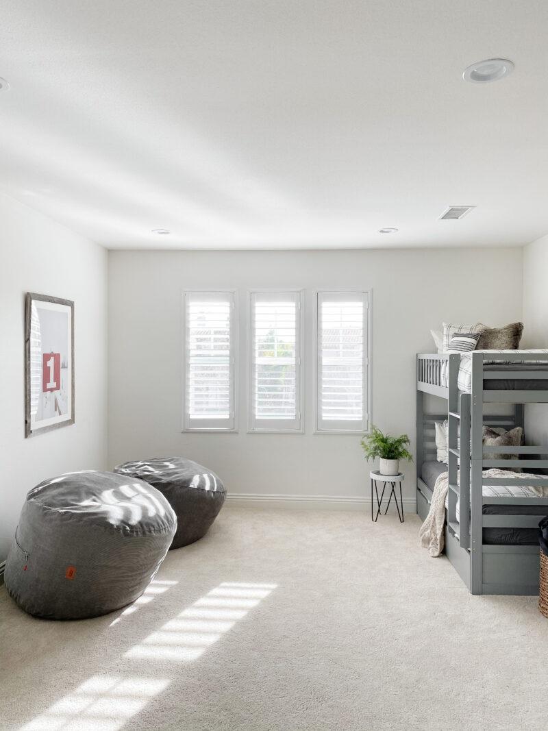 Mẫu giường tầng gỗ cho người lớn