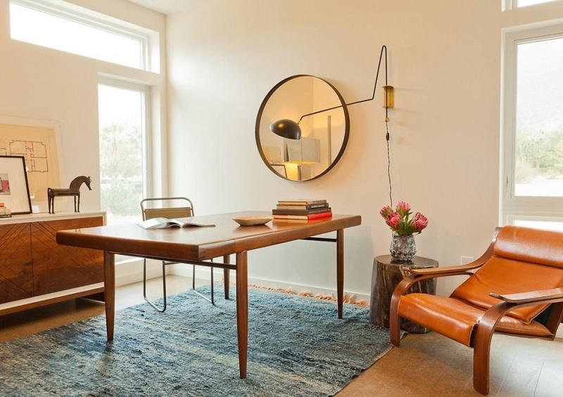 Đối với những bạn trẻ đang làm những công việc mang tính sáng tạo thì có lẽ những mẫu decor nội thất nhà đẹp, độc đáo là sự lựa chọn hợp lý