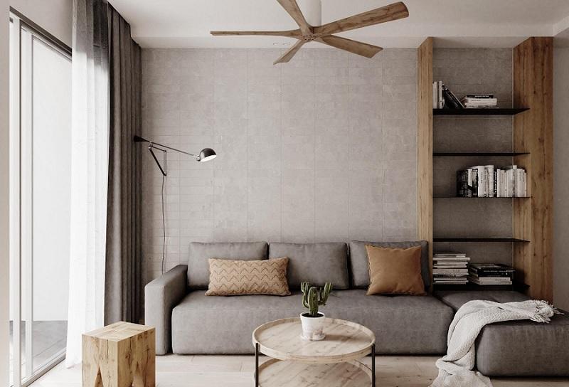 Đây là phong cách giúp gia chủ có thể tối giản được các món đồ nội thất trong gia đình nhưng vẫn giữ được nét đẹp tinh tế, riêng biệt.