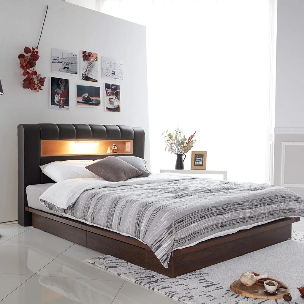 Giường ngủ đẹp, hiện đại cho không gian phòng ngủ