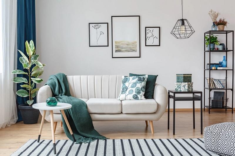 Trang trí nội thất trong nhà đẹp đơn giản cho phong cách đương đại