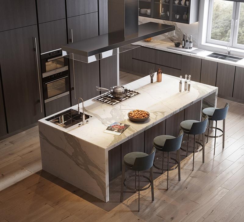 Gia đình nên lựa chọn phong cách hiện đại với những món đồ nội thất tinh tế và sang trọng