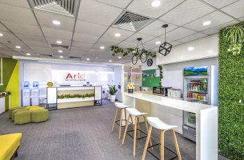 Thiết kế nội thất văn phòng ARID