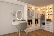 TỔNG HỢP Những mẫu thiết kế phòng thay đồ hiện đại, khác biệt