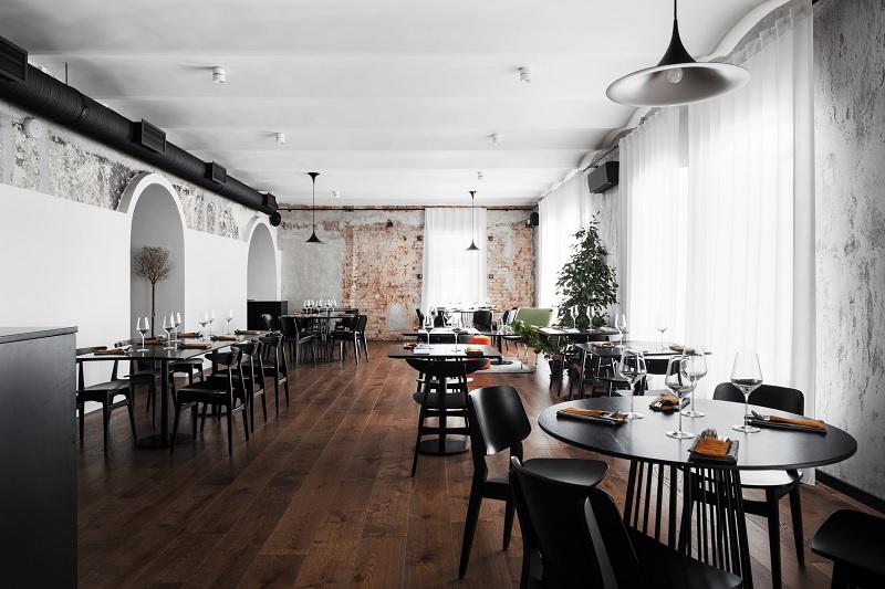 Thiết kế nội thất nhà hàng theo phong cách Bắc Âu ấm áp 1