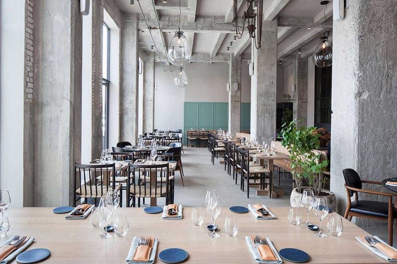 Thiết kế nội thất nhà hàng theo phong cách Scandinavian quyến rũ 3