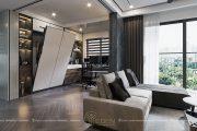 Mẫu thiết kế nội thất căn hộ Vinhomes smart city