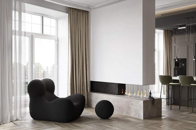 Lựa chọn đồ nội thất mang tính nghệ thuật