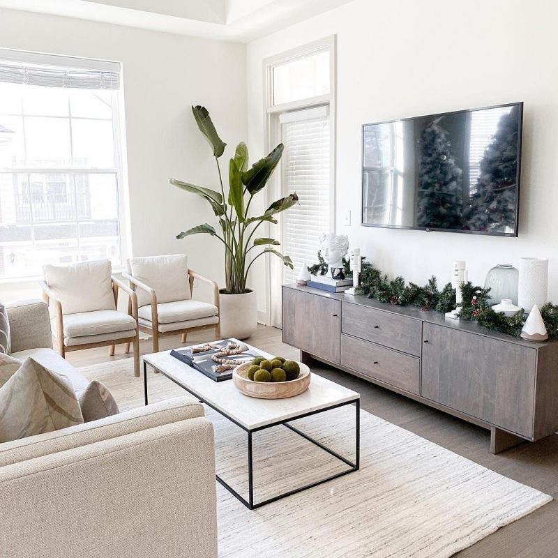 Lựa chọn một tấm thảm phù hợp sẽ mang đến cho căn nhà nét ấn tượng riêng