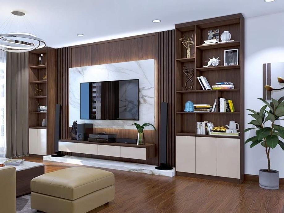 Chất liệu gỗ được sử dụng phổ biến