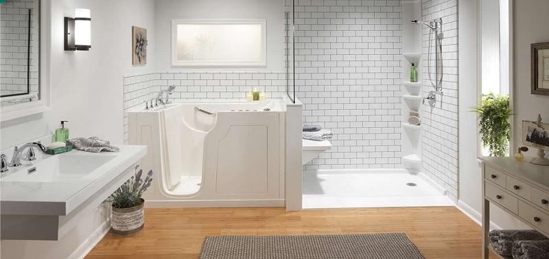 Màu sắc thuộc phong cách tối giản thường là các gam màu trung tính như trắng, xám hay đen