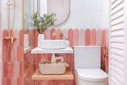 6 Mẹo thiết kế phòng vệ sinh nhỏ rộng rãi, thông thoáng