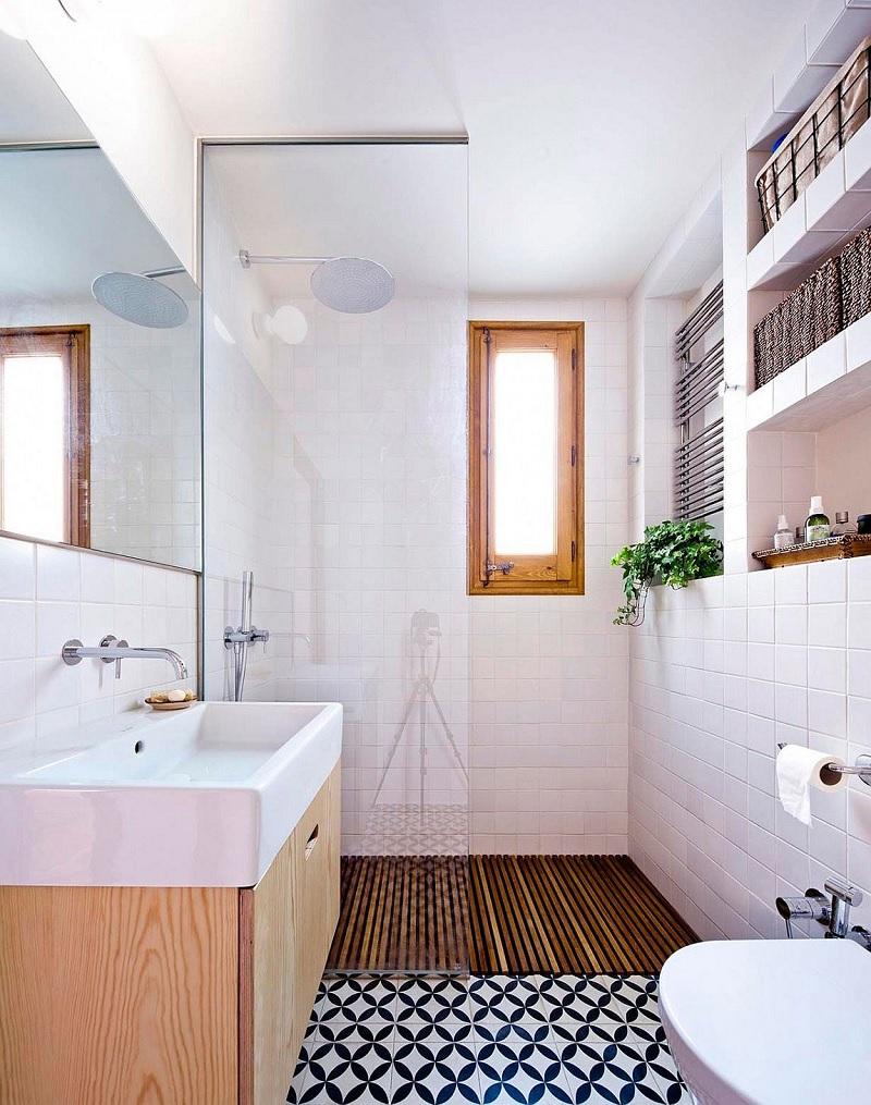 Mẫu thiết kế nhà vệ sinh nhỏ hiện đại