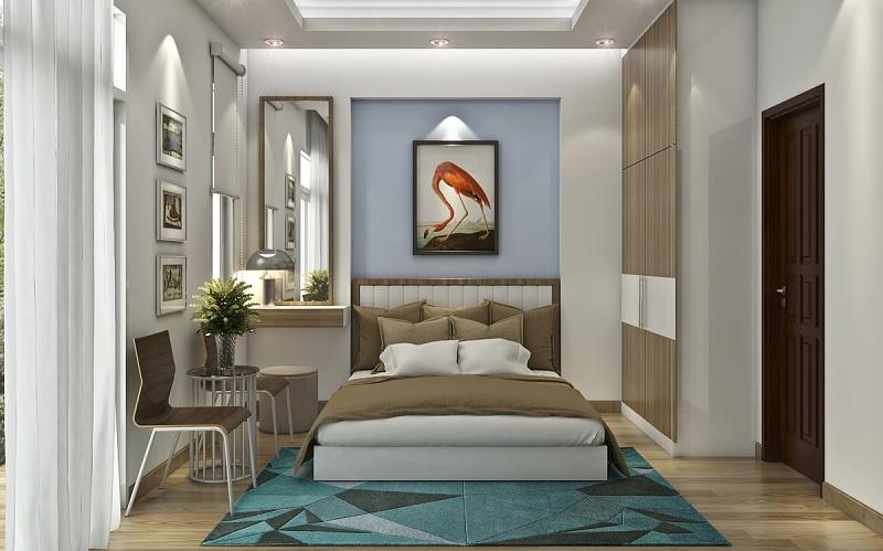 Tối giản nội thất trong không gian nhỏ