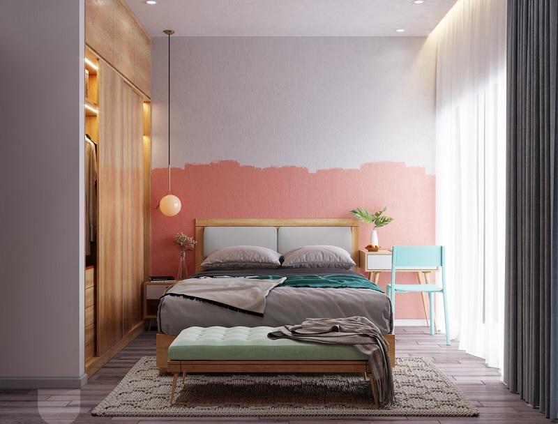Mẫu ý tưởng thiết kế phòng ngủ nhỏ 10m2
