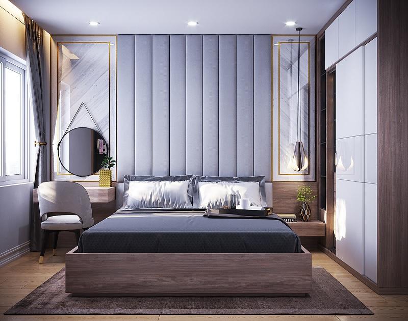 Thiết kế phòng ngủ nhỏ 20m2