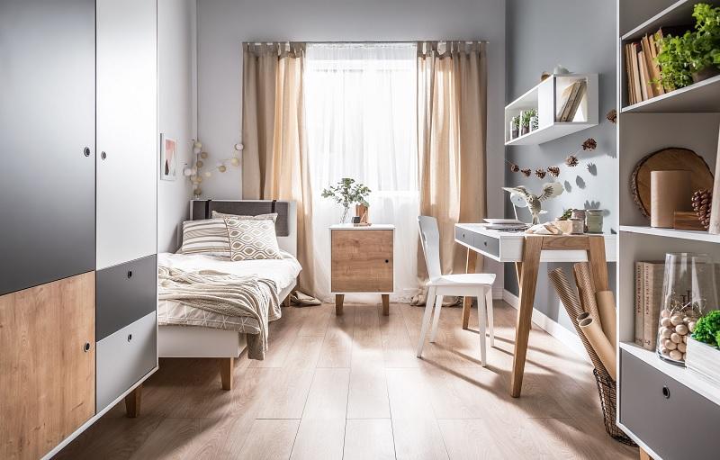 Sáng tạo với ý tưởng thiết kế phòng ngủ nhỏ 6m2