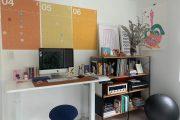 Cách lựa chọn, bố trí bàn làm việc tại nhà chạm tới THÀNH CÔNG