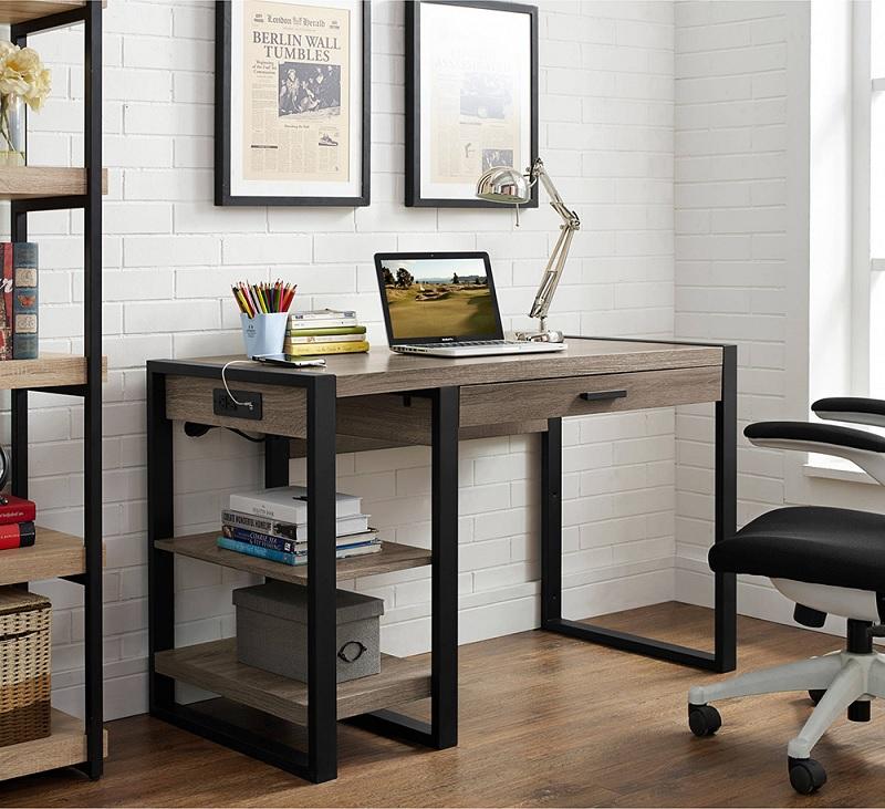 Nếu như bạn là một người thích thay đổi, thích sắp xếp bố trí lại phòng làm việc.