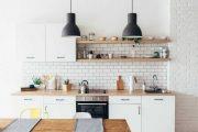 Ứng dụng ngay cách trang trí phòng bếp nhỏ đẹp, đơn giản, KHÁC BIỆT